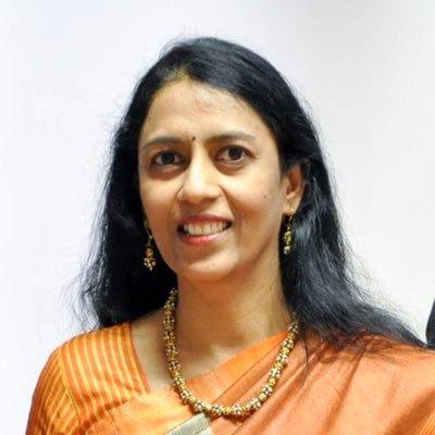 Vani Rao (Indian Ambassador to Finland & Estonia)